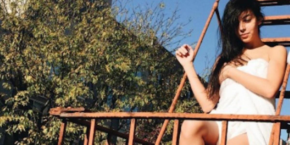"""VIDEO. Georgina Rodríguez se da un sexy baño tras la """"Duodécima"""""""