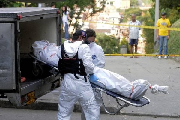 Homicidios Medellín