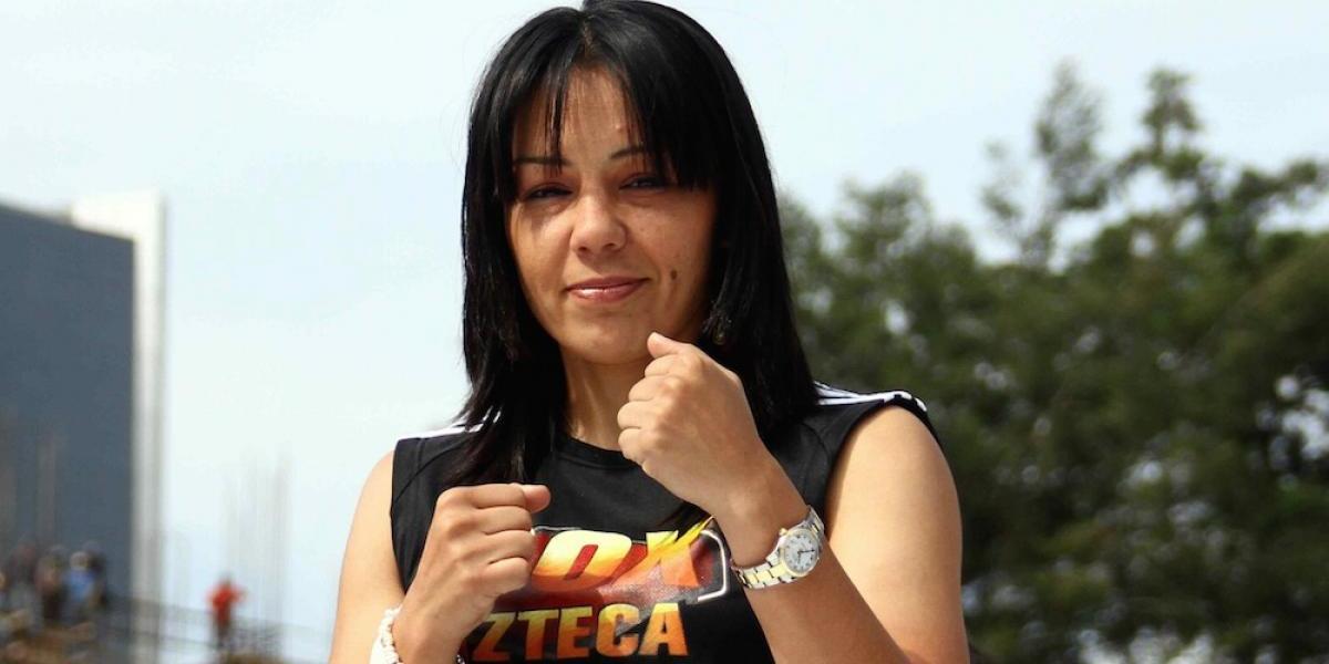 "Jackie Nava espera que pelea ante ""Barby"" Juárez se arregle antes de septiembre"
