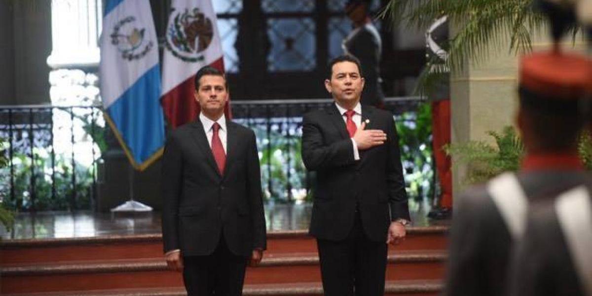 Guatemala y México reforzarán atención a migrantes deportados