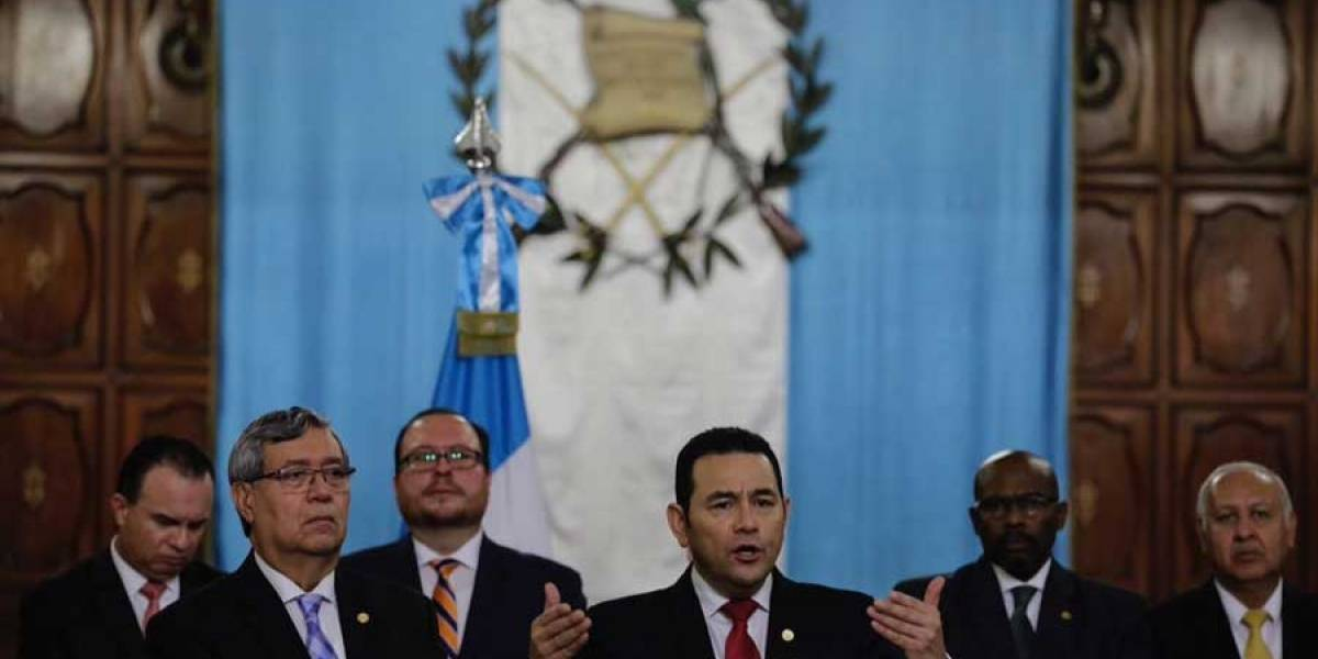 Presidente pide al Congreso prorrogar el estado de Sitio en San Marcos