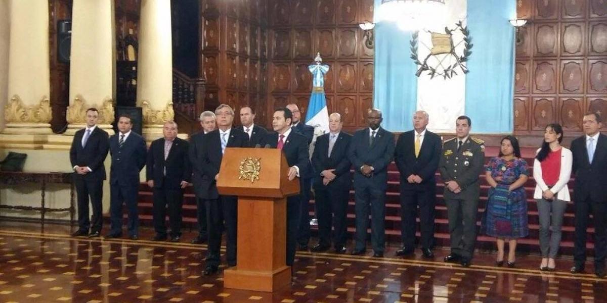 Gobierno amplía por 30 días más el estado de Sitio en Ixchiguán y Tajumulco