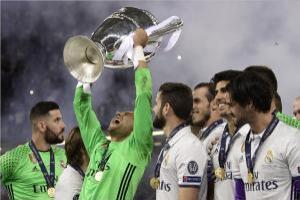 Vestuario del Real Madrid pide que se quede Keylor Navas.