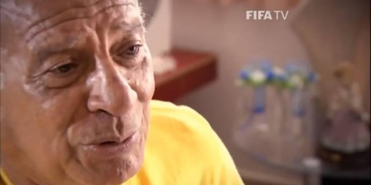 Así fue el homenaje de la FIFA por el fallecimiento de Marcos Coll