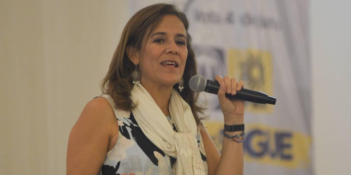 Margarita Zavala amenaza con dejar al PAN si no elige candidato presidencial en un mes