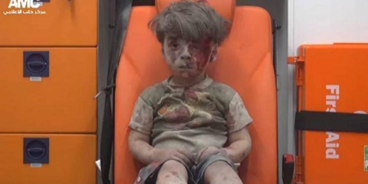 ¿Qué sucedió con Omran, el niño convertido en símbolo de la guerra en Siria?