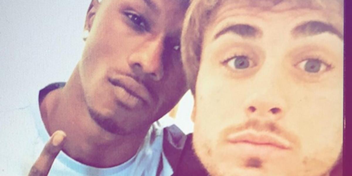 Foto desata rumores sobre posible relación homosexual entre jugadores del Lazio