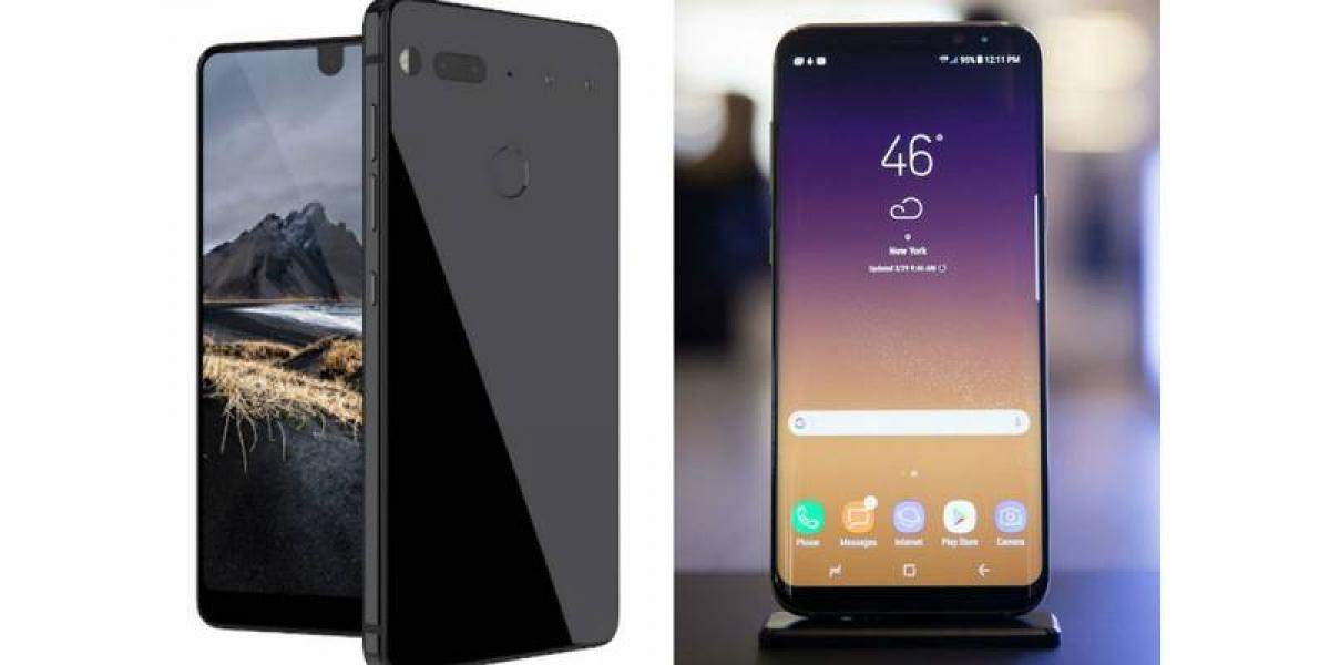 Essential Phone vs Galaxy S8, ¿cómo se comparan estos dispositivos?