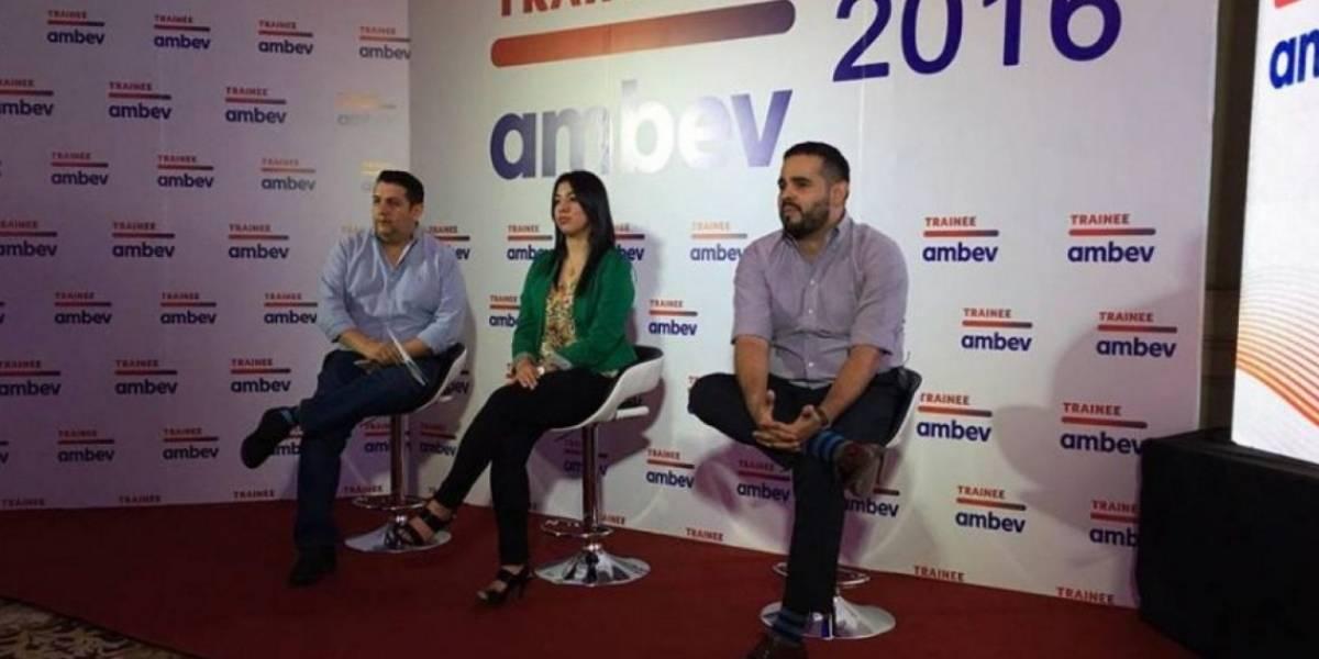 Sé parte del programa Trainee de AmBev en Guatemala