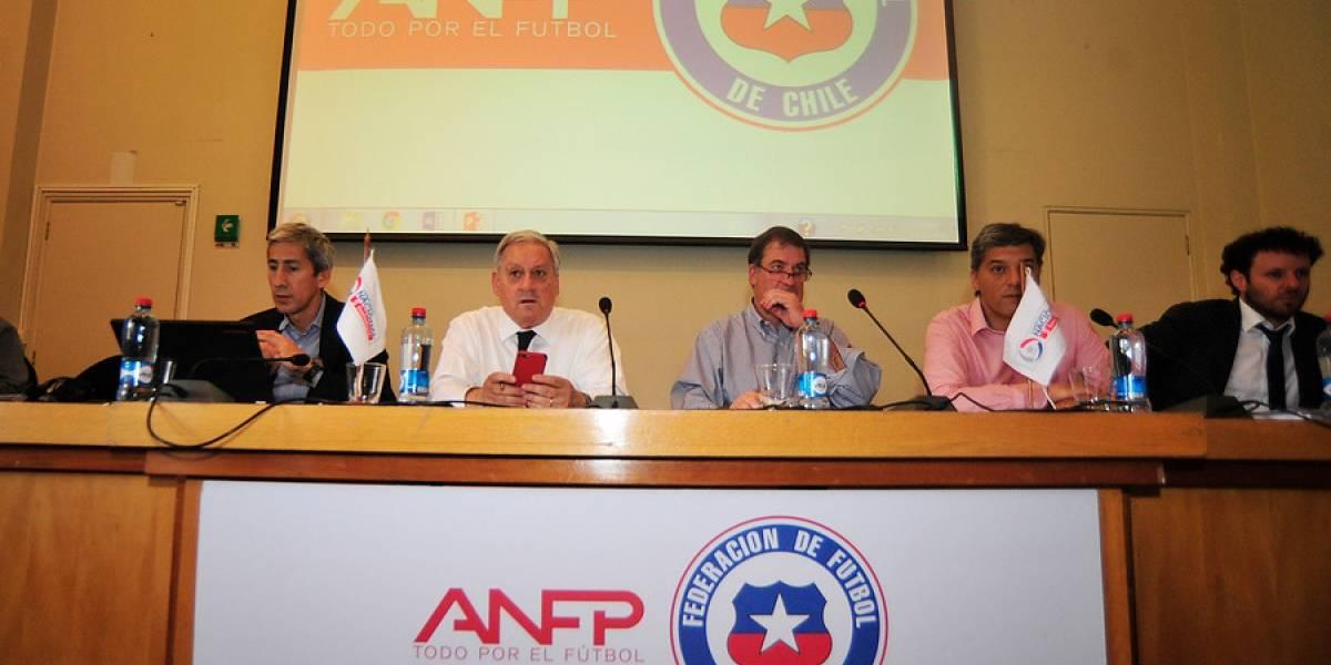 Consejo de Presidentes rechazó fórmula para fijar un sueldo a los directores de la ANFP