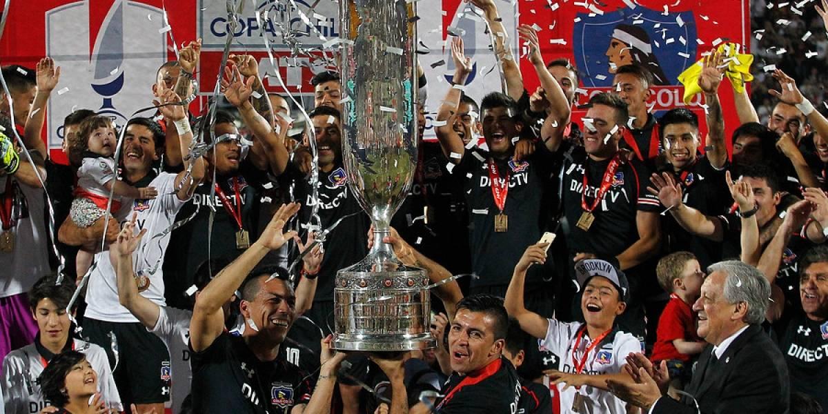 Copa Chile 2017: ANFP definió las llaves de la primera ronda