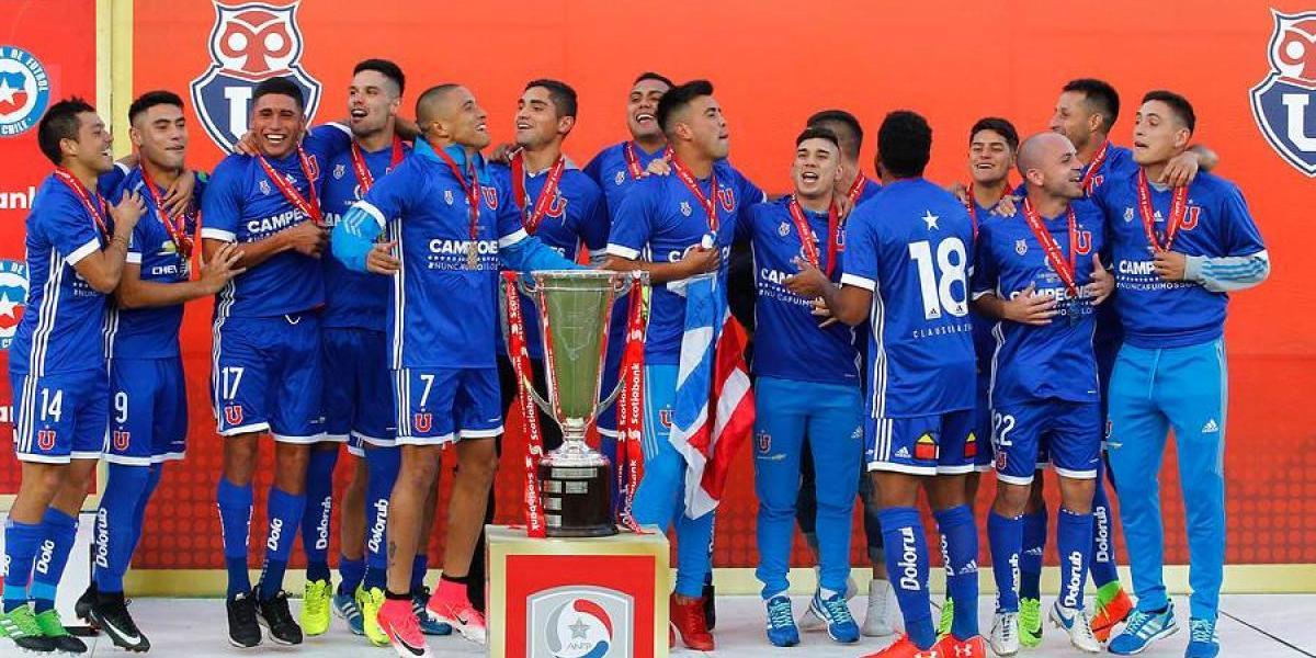 ANFP definió la cantidad de partidos de local que tendrá cada club en el Transición