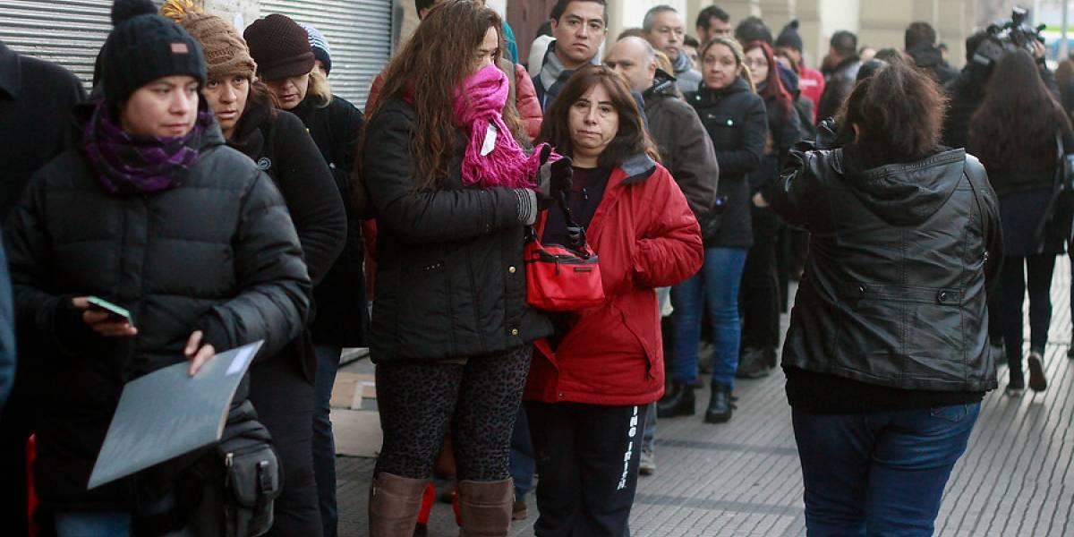Camila Vallejo cuestionó modo de selección de colegio Salesianos Alameda: padres durmieron en la calle para conseguir cupo