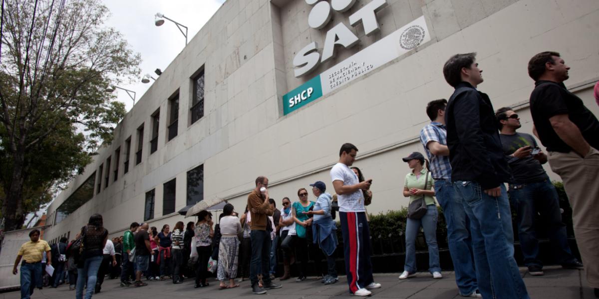 Recaudación del SAT crece por acciones de cobro y fiscalización