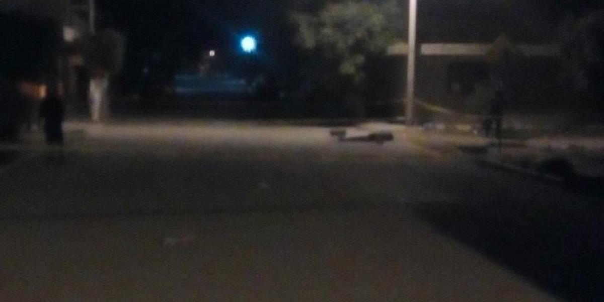 Pobladores de Tehuacán, Puebla, linchan y prenden fuego a presunto ladrón
