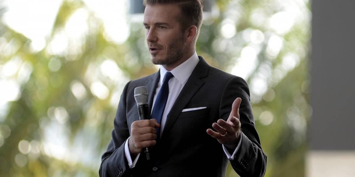 Aprueban venta de terreno en Miami donde David Beckham construirá su estadio