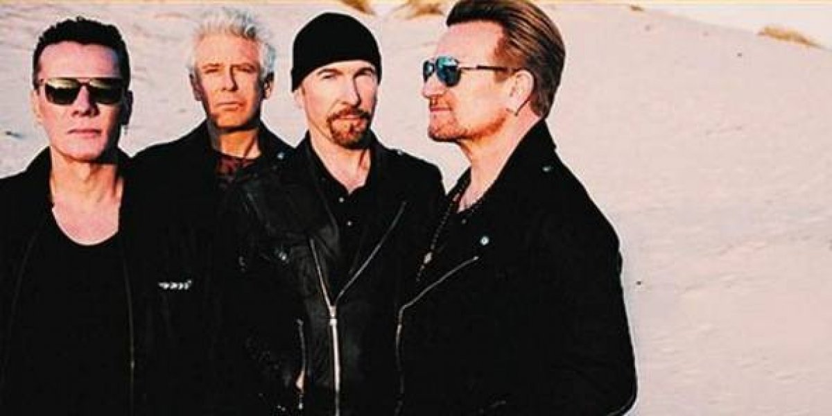 U2 donará refugios de emergencia a damnificados por el sismo