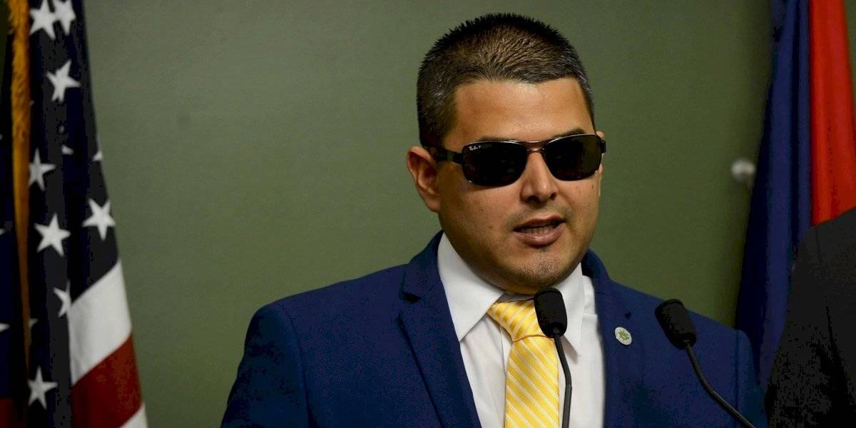 Representante arrestado por federales había sido electo por acumulación