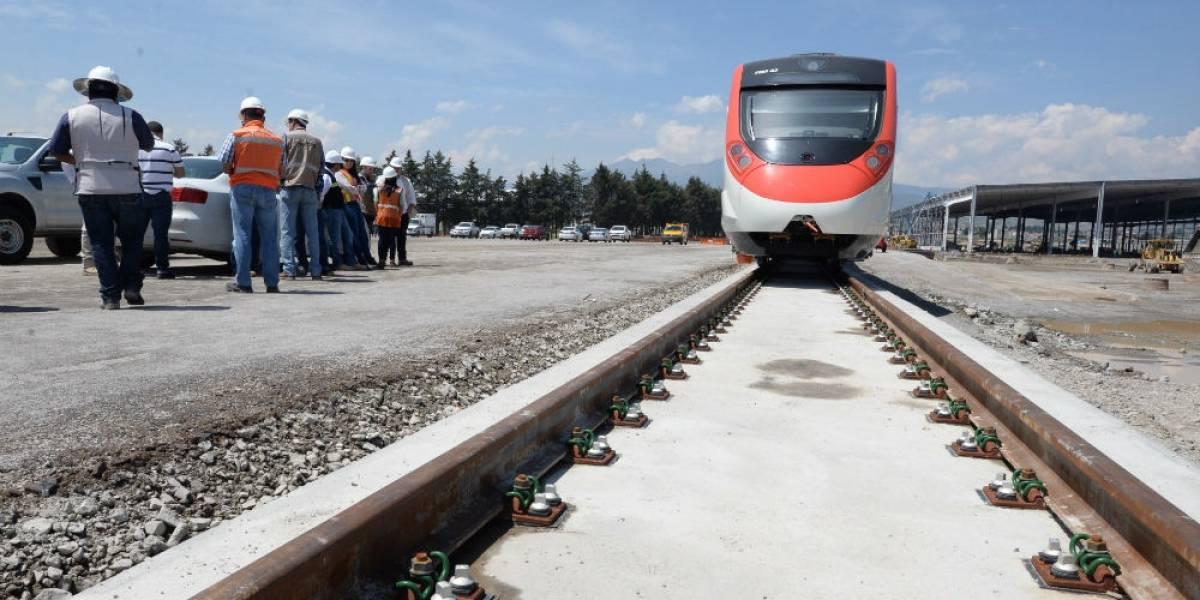 Cerrarán los miércoles la México-Toluca por obras del Tren Interurbano