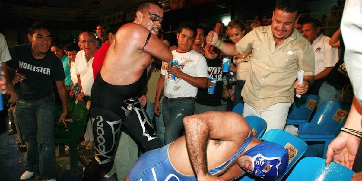 Luchador Universo 2000 sufre nuevo infarto y se encuentra grave en el hospital