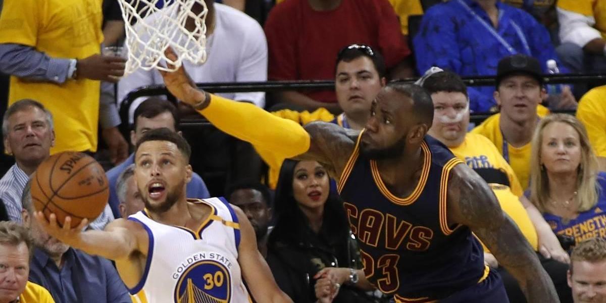 LeBron James contra el mundo: Cavaliers quieren reaccionar en su casa, ante los Warriors