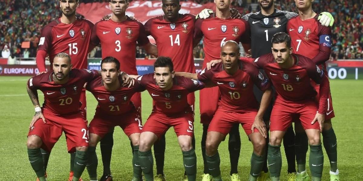 Portugal sumó su primera baja de cara a la Copa Confederaciones 2017