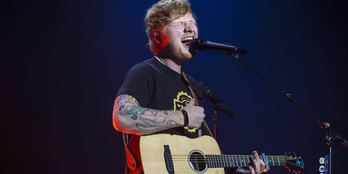 """Así fue el esperado """"Carpool Karaoke"""" de Ed Sheeran"""