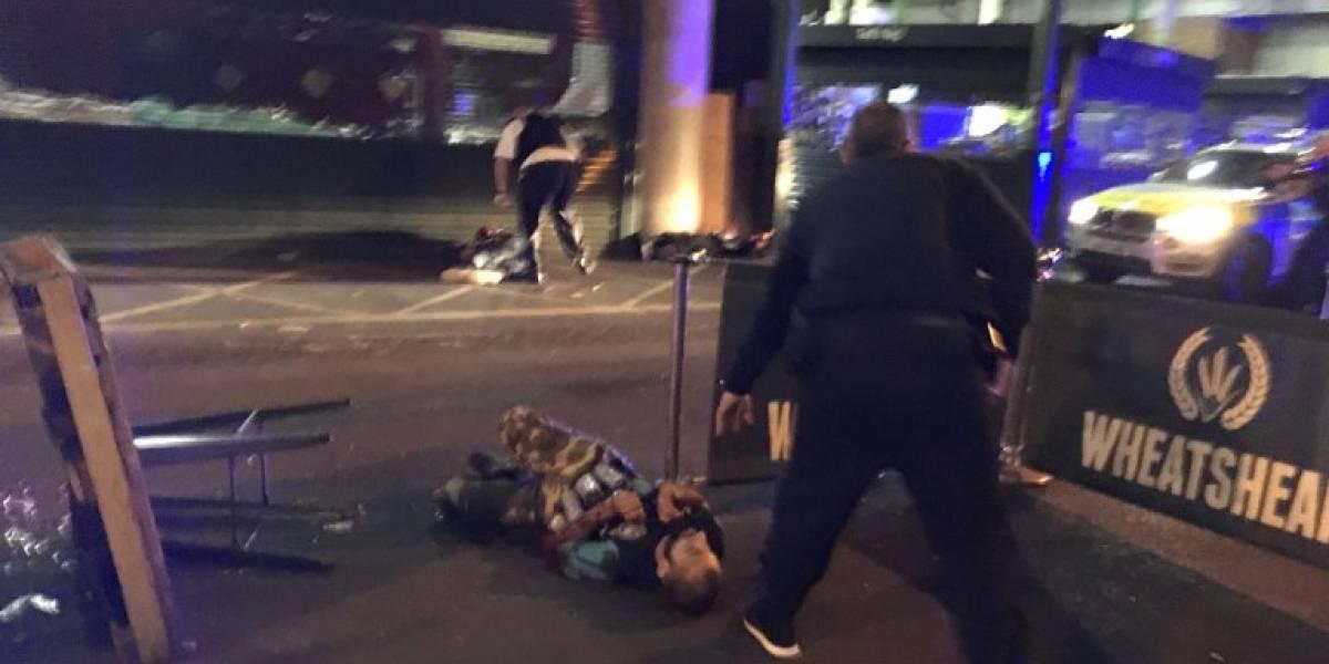 Atentado en Londres: policía halla cadáver en pleno río Támesis y suben a ocho los muertos