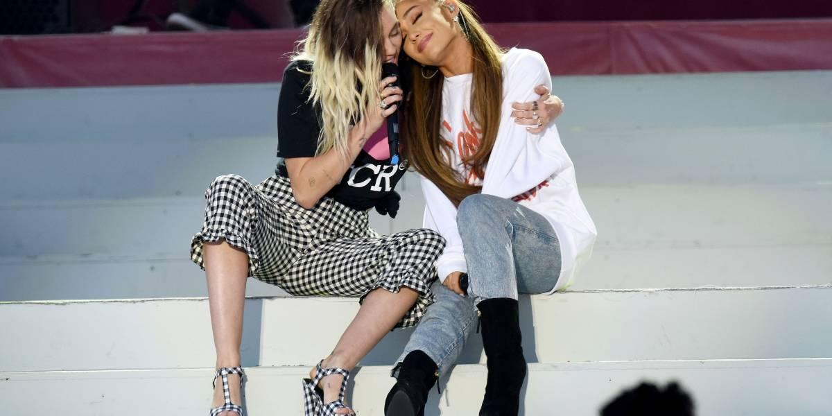 Ariana Grande reanuda gira en París tras atentado de Manchester y ante grandes medidas de seguridad