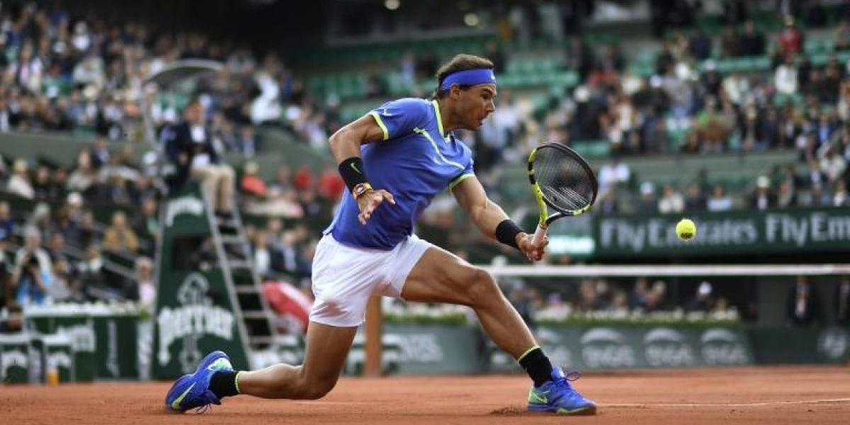 """Rafael Nadal: """"Thiem está llamado a ganar Roland Garros"""""""