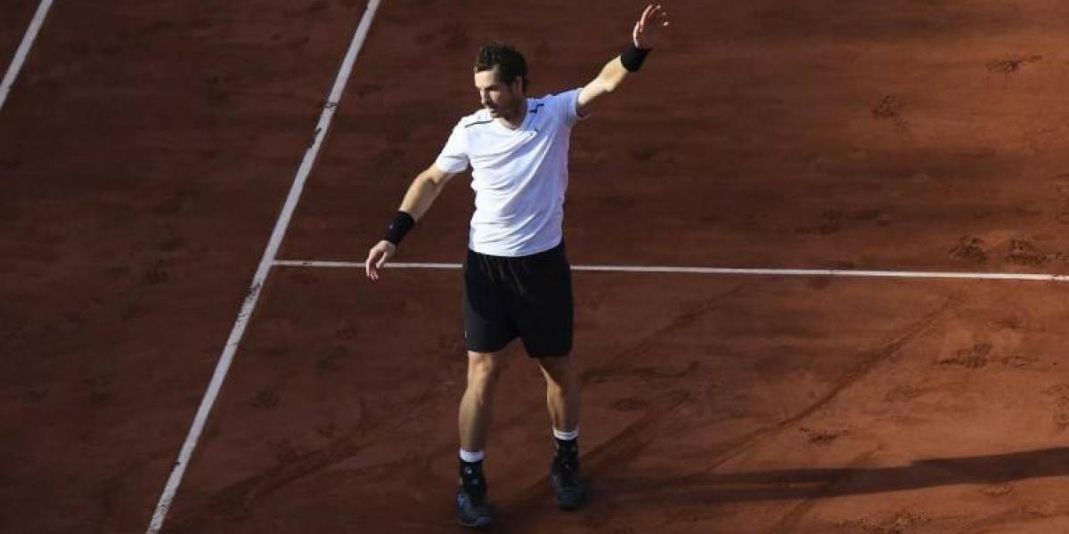 Andy Murray se topará con Stan Wawrinka en las semifinales de Roland Garros
