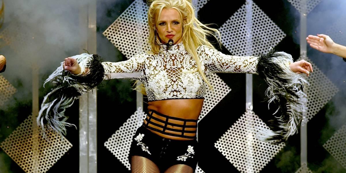 Se viraliza un video que muestra cómo canta Britney Spears en realidad