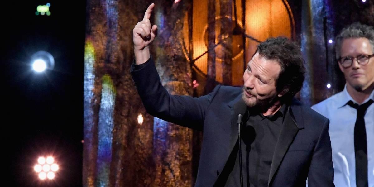 """""""Siempre lo amaré"""": Las primeras palabras de Eddie Vedder a Chris Cornell"""