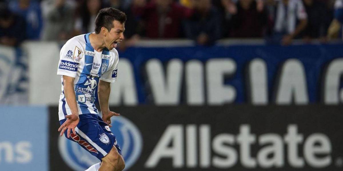 Tres equipos europeos van por el 'Chucky' Lozano
