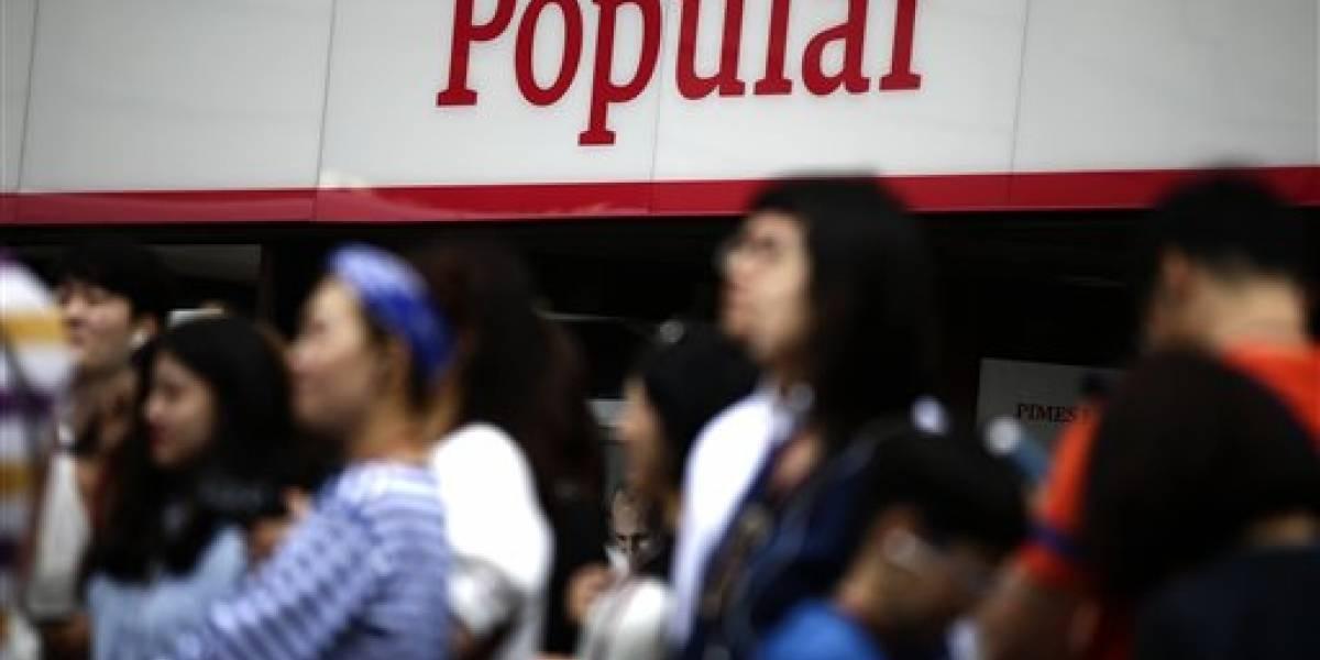 Banco Santander compra Banco Popular en España por poco más de un dólar