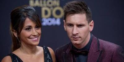 Messi descartó a miembros del Barcelona para su boda con Antonella Rocuzzo