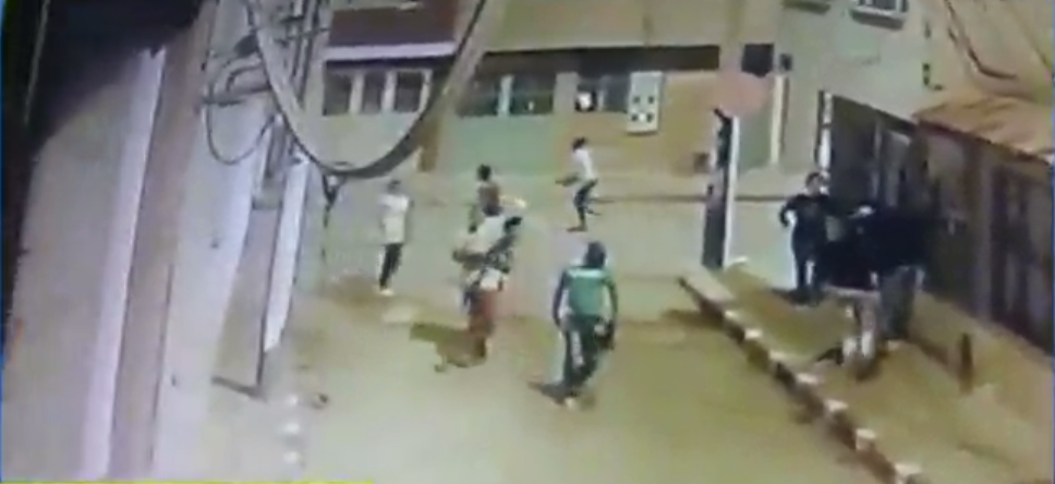 ¡Indignante! Tras una riña callejera, hombres quedaron el libertad luego de atacar a un joven