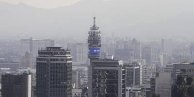 Intendencia Metropolitana decreta alerta ambiental para el sábado