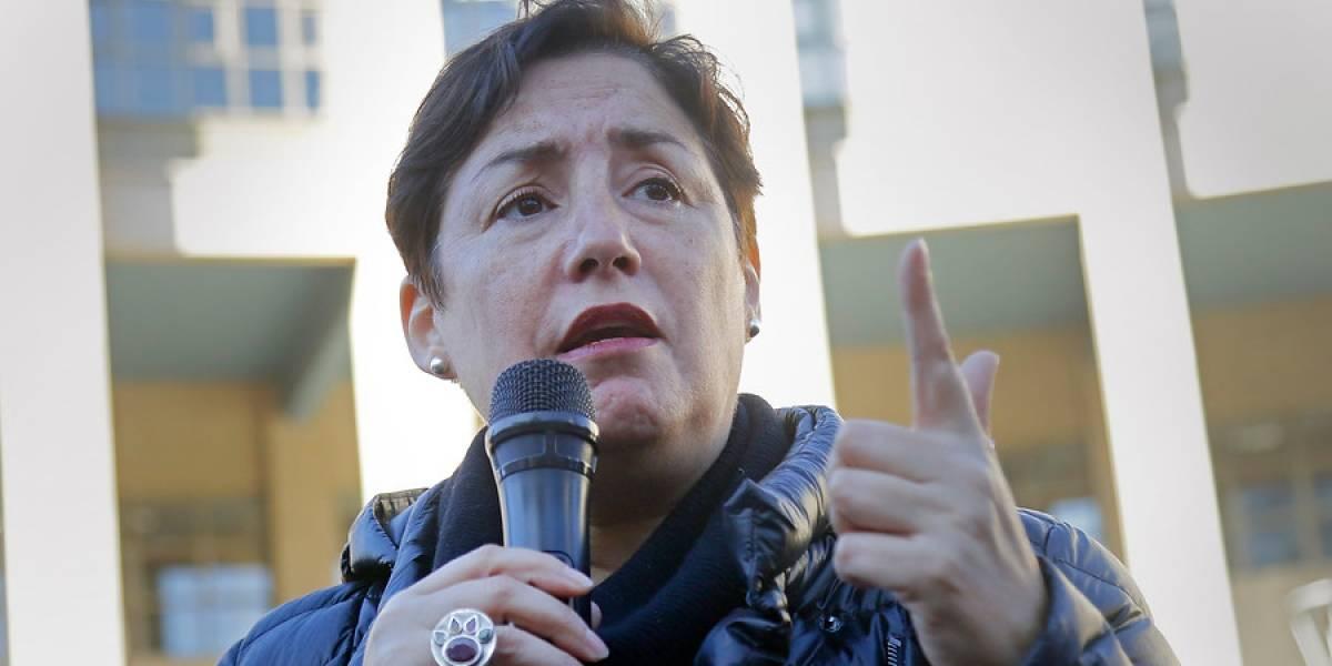 """Beatriz Sánchez: """"Me declaro una candidata a la Presidencia feminista"""""""