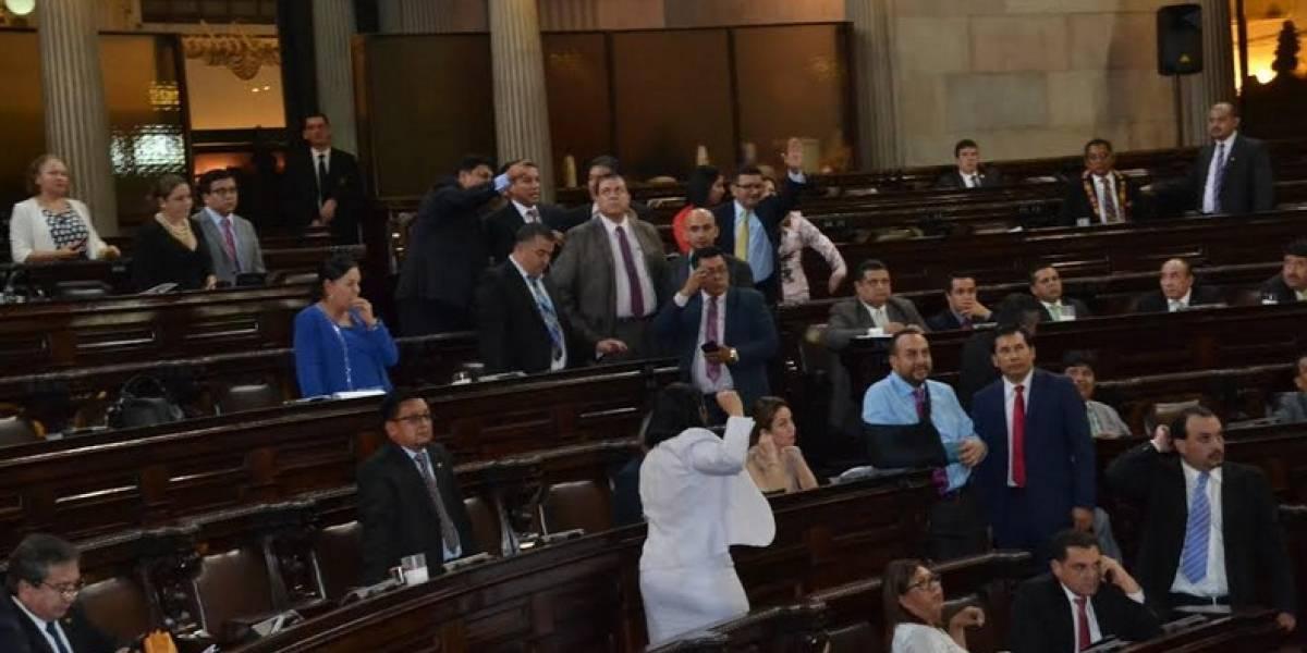 Oficialismo sin apoyo para eliminar candados al presupuesto general
