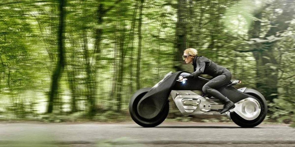 5 motocicletas incríveis para pilotar no futuro
