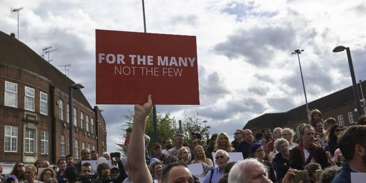 Último día de una campaña británica marcada por los atentados