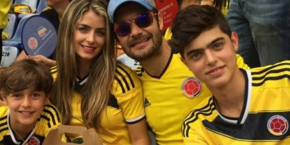 El hijo mayor de Cristina Hurtado se roba las miradas en redes sociales