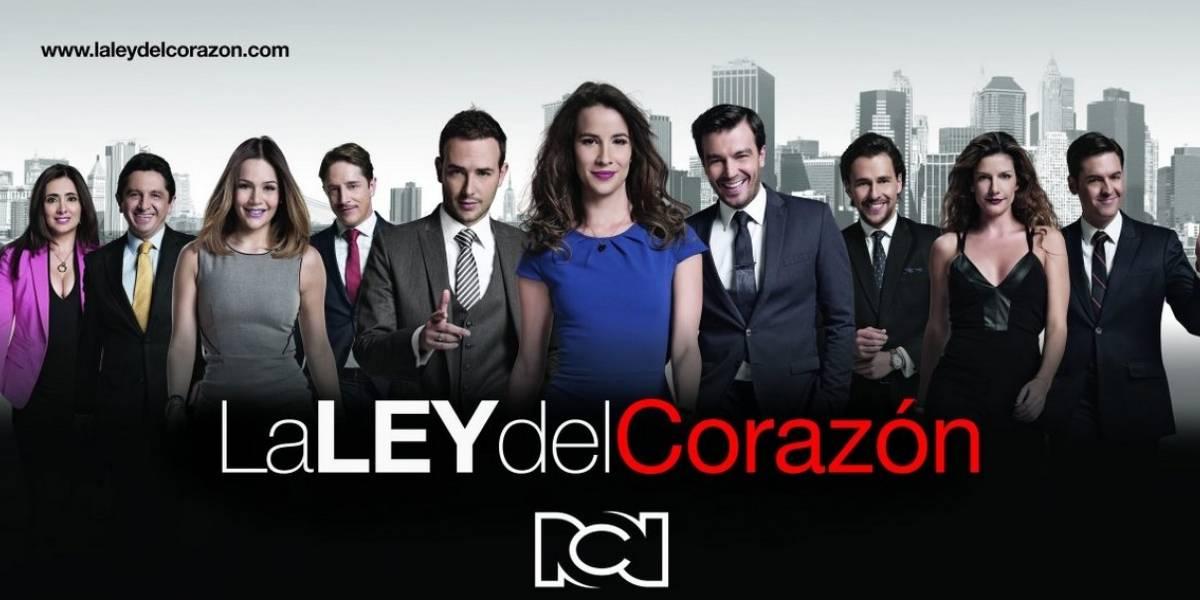 La Ley del Corazón ya no es la novela más vista por los colombianos