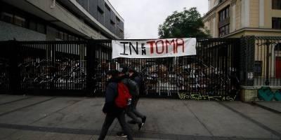 No se descarta desalojo: Instituto Nacional inicia nueva toma