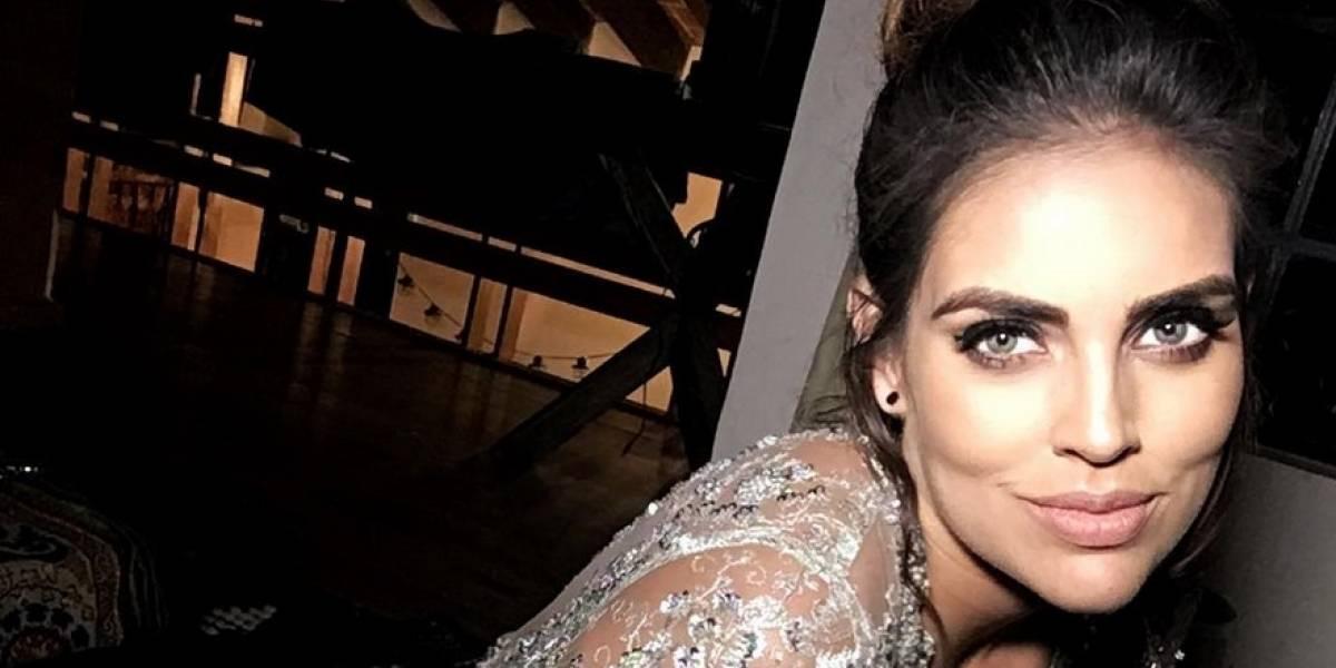 """Sara Corrales es fuertemente criticada por su """"extrema delgadez"""""""