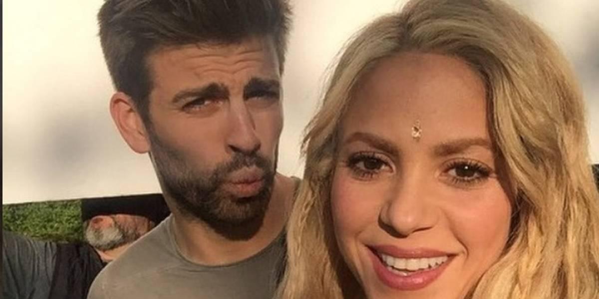 La 'pelea' que provocó Shakira entre Gerard Piqué e Iker Casillas