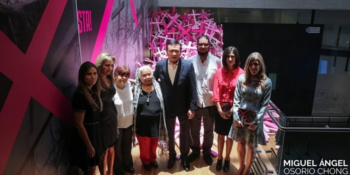 Pide Osorio Chong sumar esfuerzos para erradicar violencia de género en México