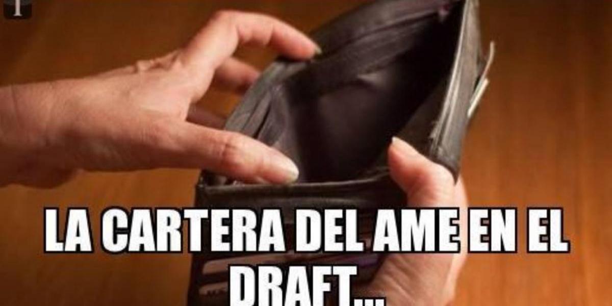 Los mejores memes del draft 2017 de la Liga MX