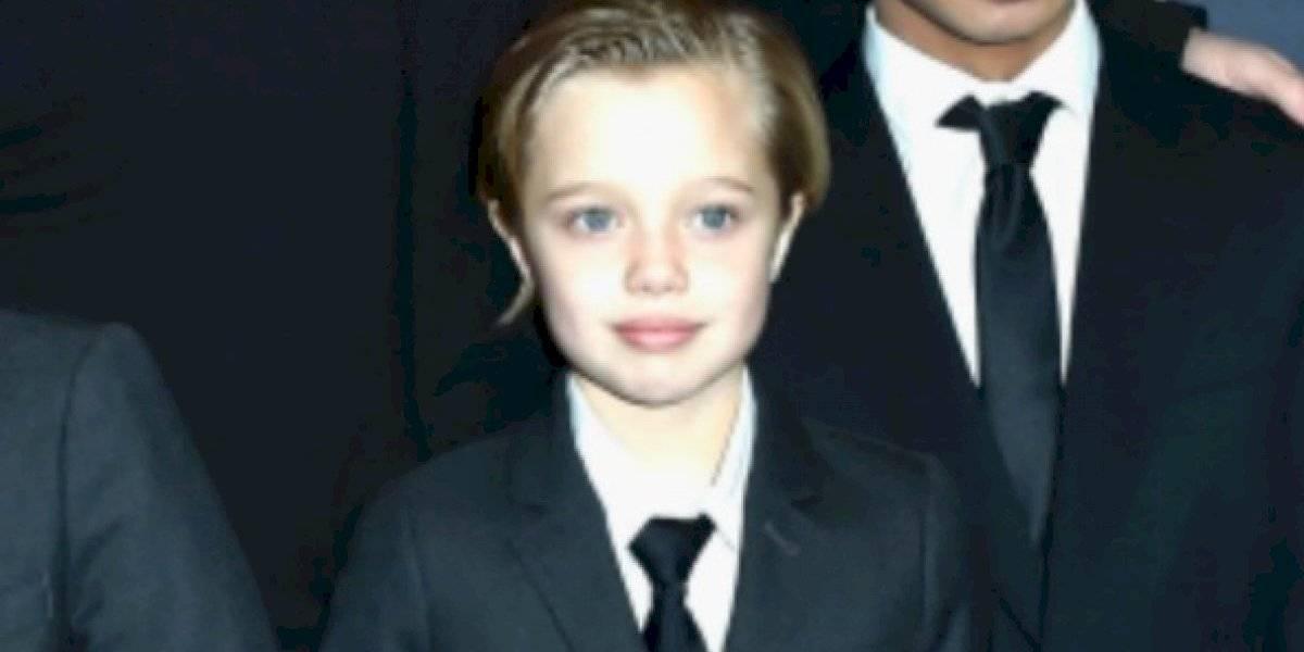 Las fotos que prueban que Shiloh sigue siendo idéntico a Angelina Jolie tras iniciar su cambio de sexo